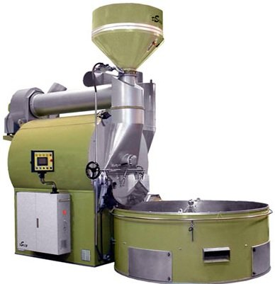 Different Coffee Roasting Machines