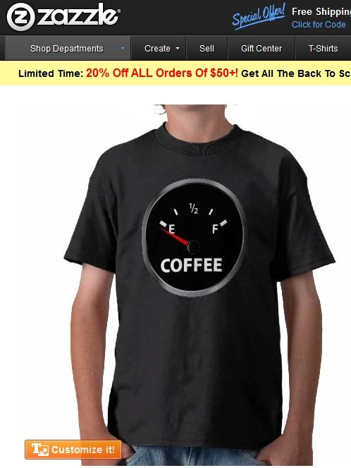 Coffee apparel and where to buy for How to get coffee out of shirt
