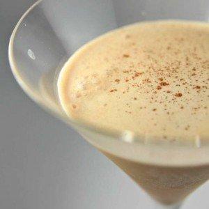 Cinnamon Latte Espresso Martini