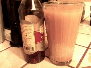 Caramel Cream Iced Coffee