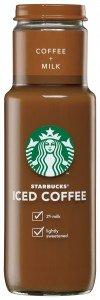 Starebucks New Iced Coffee Line