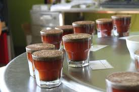 coffee cupping 2