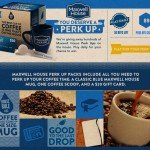 Maxwell House Perk Up Contest