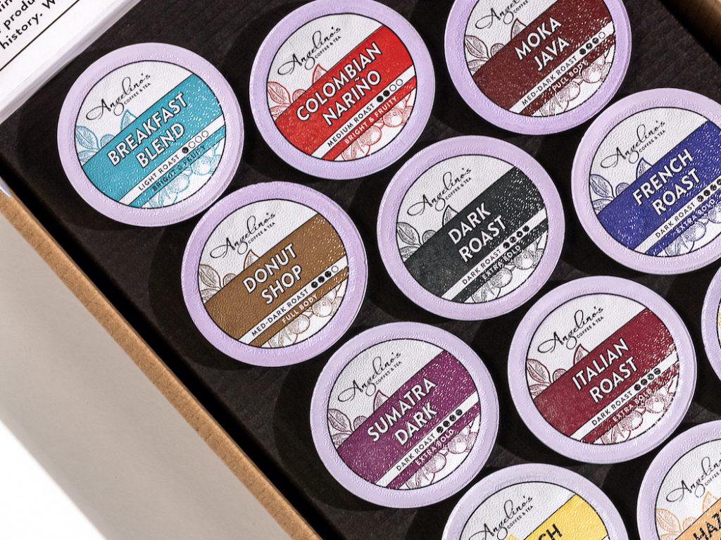 Angelino's K-Cups changed my perspective on coffee.